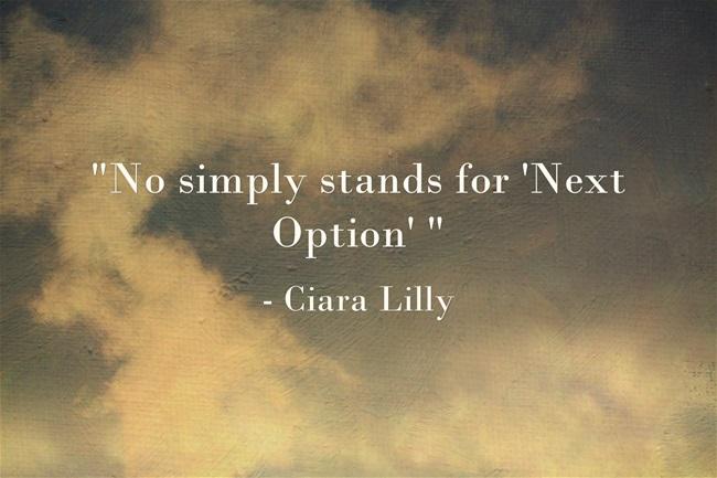 Quote- Ciara